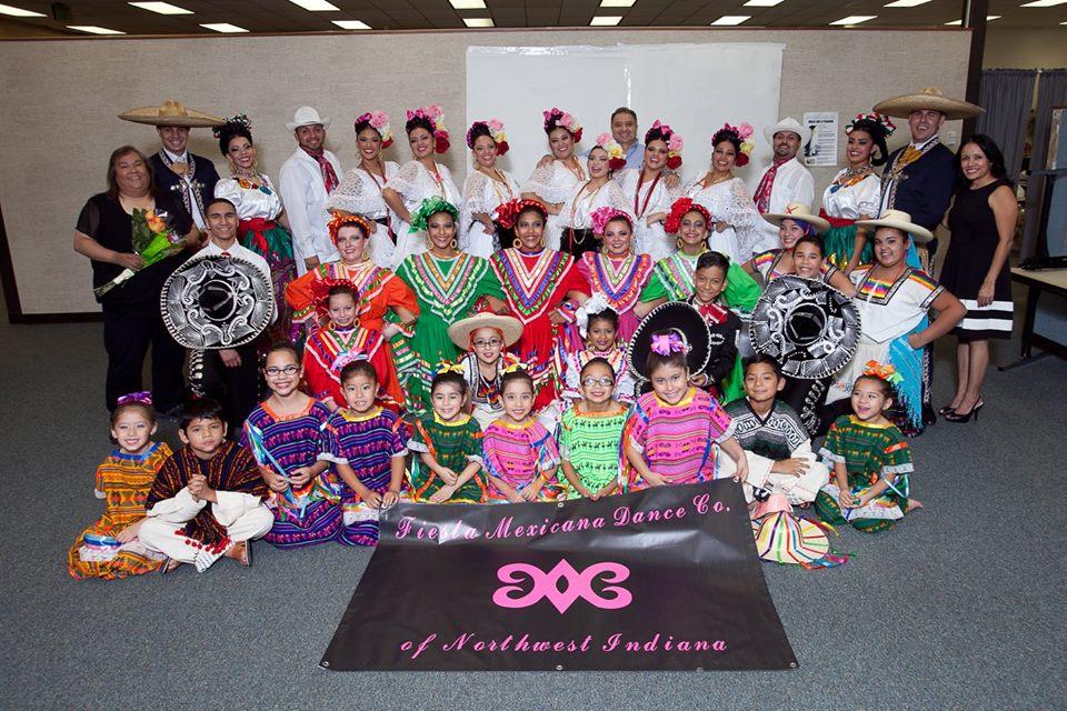 Fiesta Mexicana Dance Company