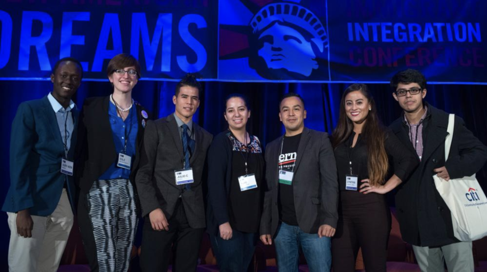 NEW AMERICAN DREAMS   National Immigrant Integration  Conference 2018    From Resistance To Victory