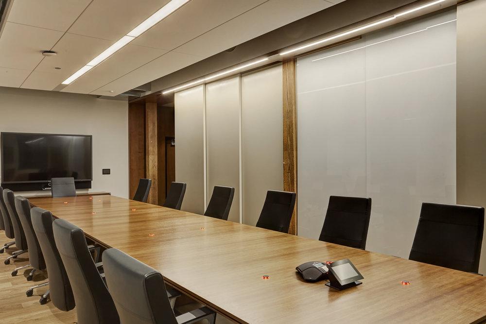 CTU 3rd Floor | Presidentu0027s Conference Room