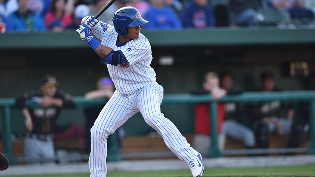Torres is batting .275 this season in Class-A ball, with 9HR, 47RBI, and 19 stolen bases