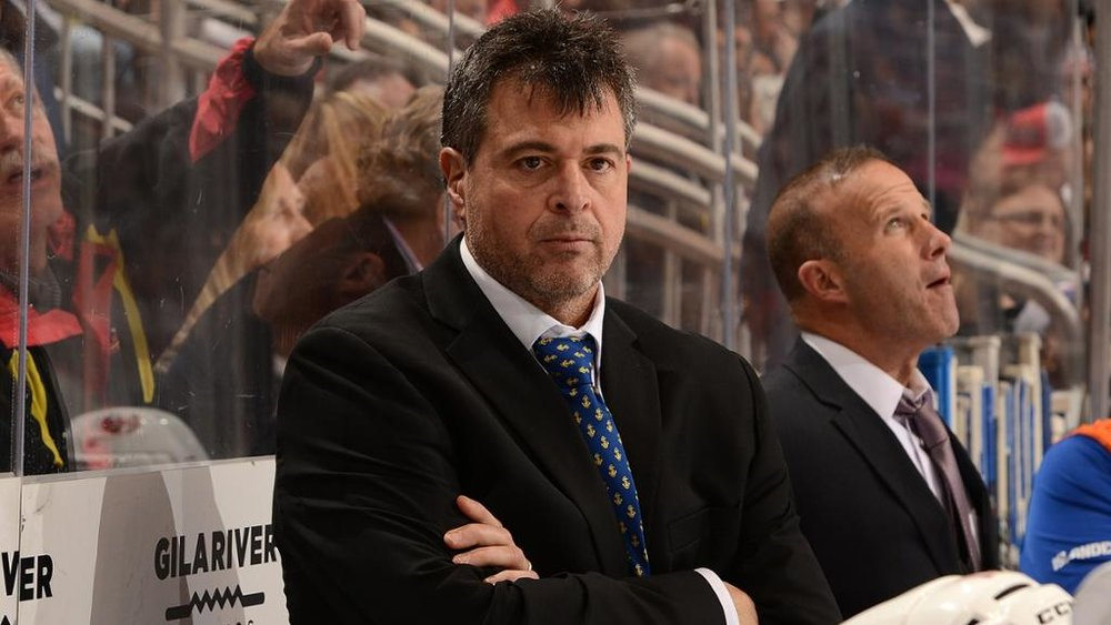 Jack Capuano is the 2nd longest tenured coach in Islanders history.