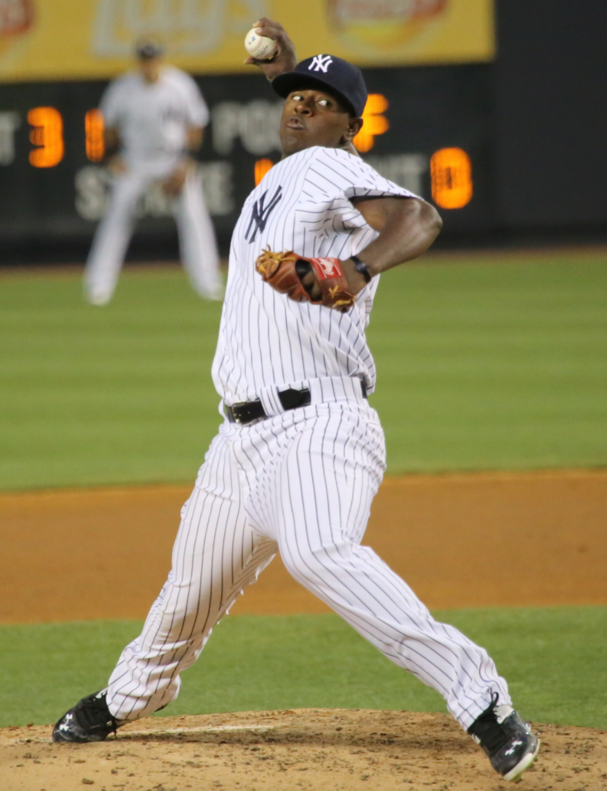 Severino leads the Yankee rotation with a 3.11ERA