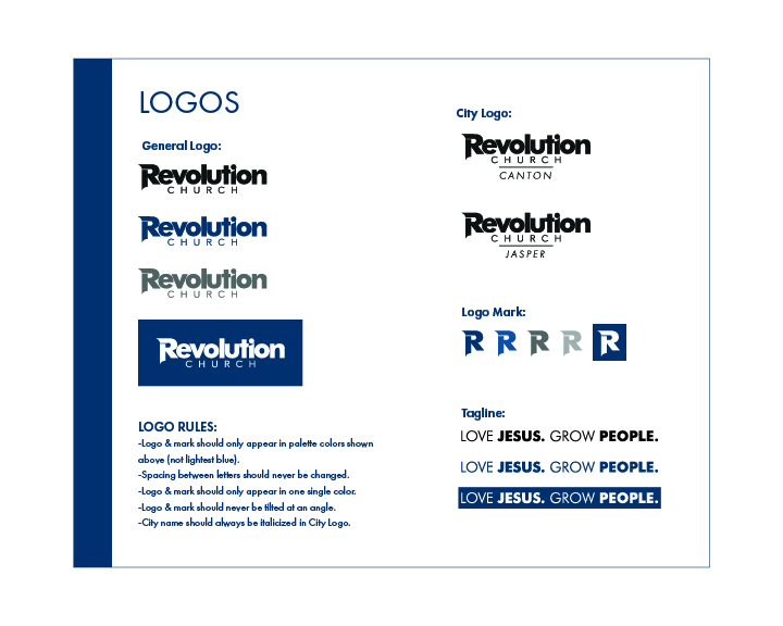 Style Guide Logos