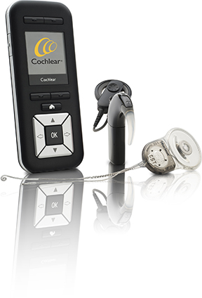 Cochlear Americas N6 System and remote