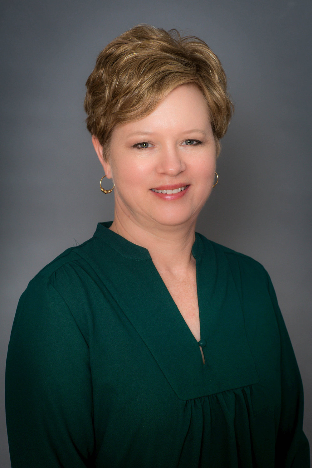 Diana Hanson, MS CCC-A Director of Audiology