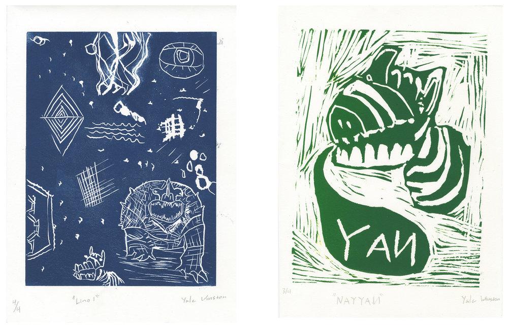 Lino I / NAYYAN - Yale Winston