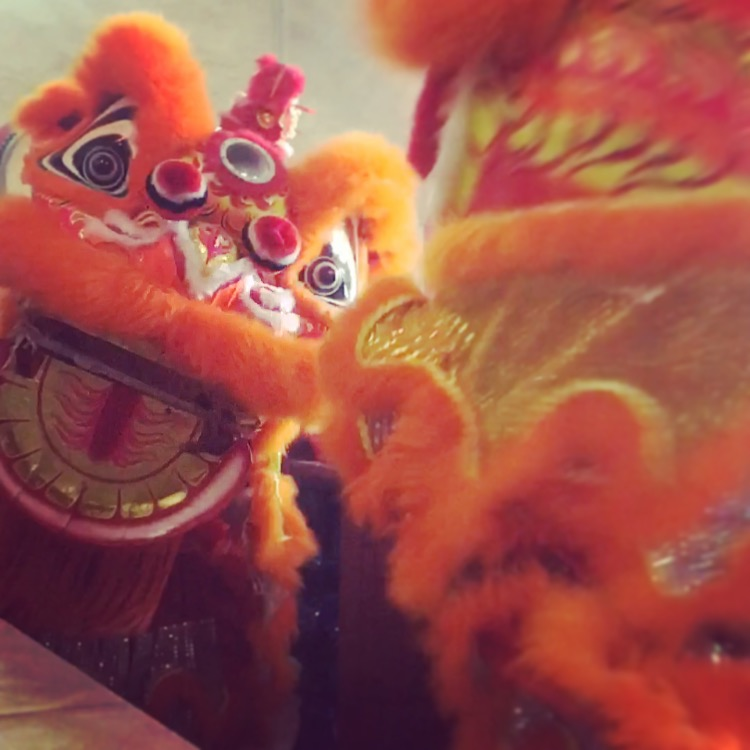 Chinese dragon!