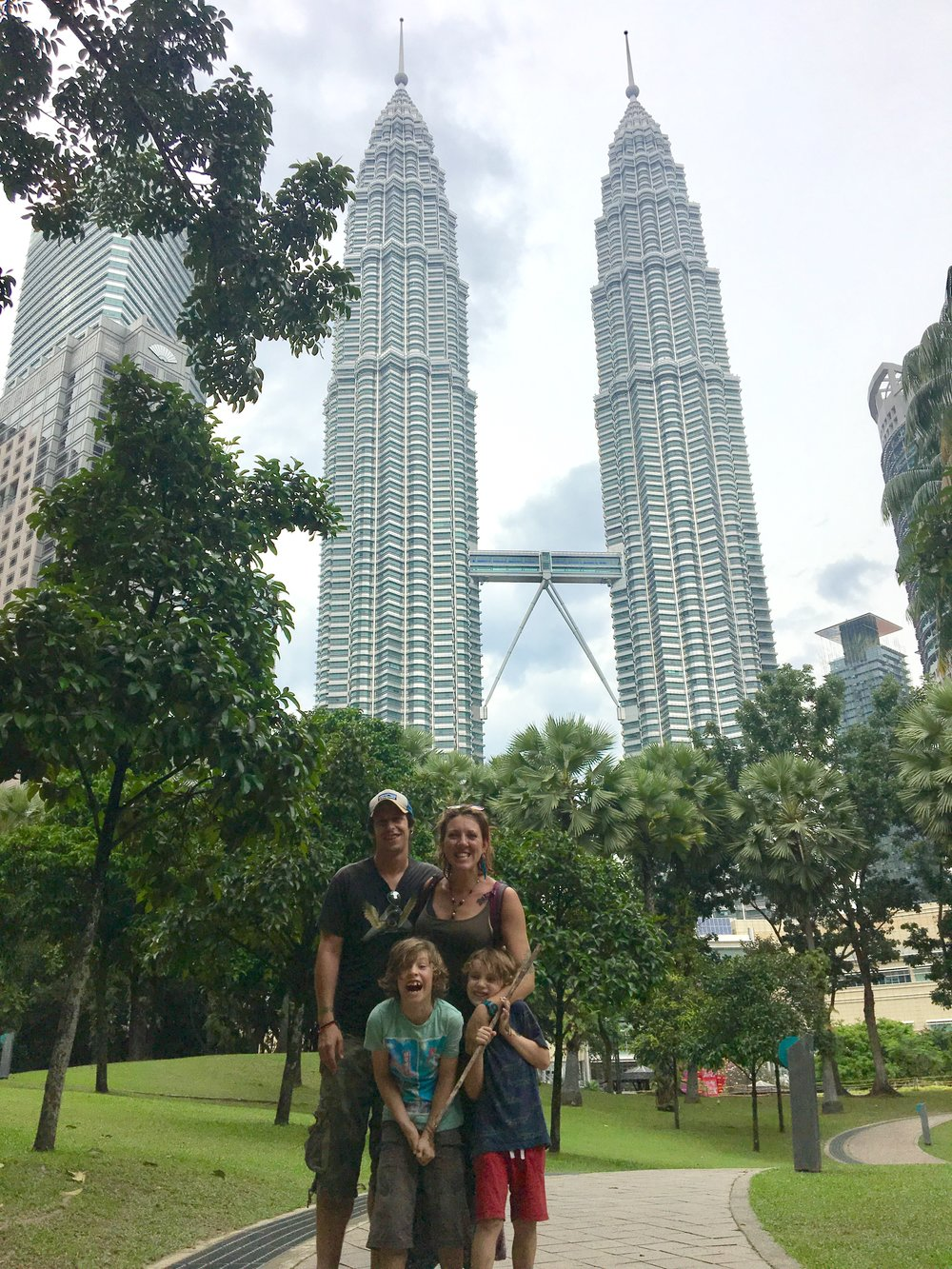 Petronas Towers!