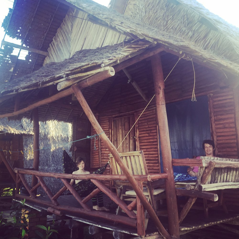 Our new home on Koh Lanta.