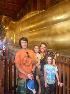Wat Po in Thailand.