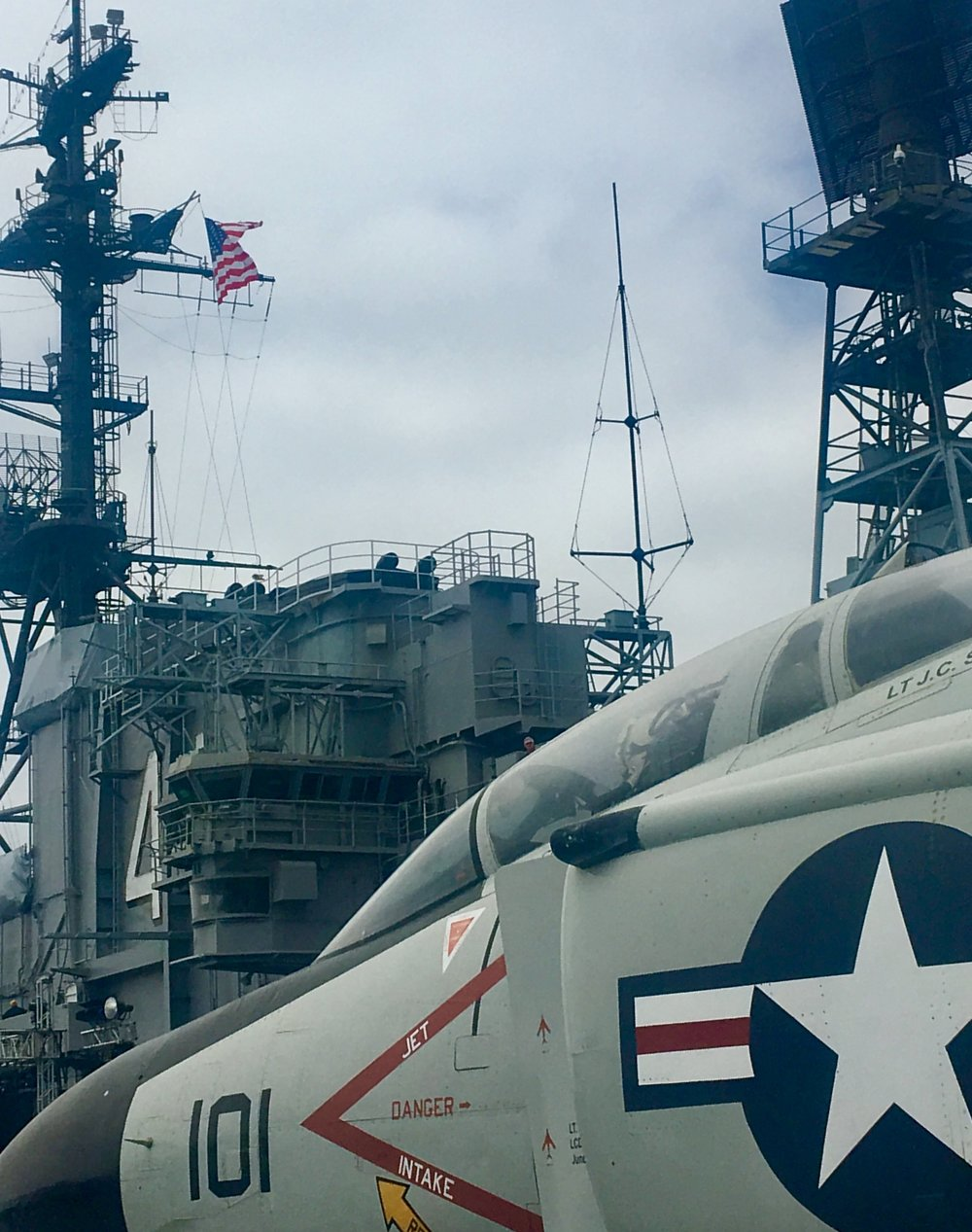 USS Midway.