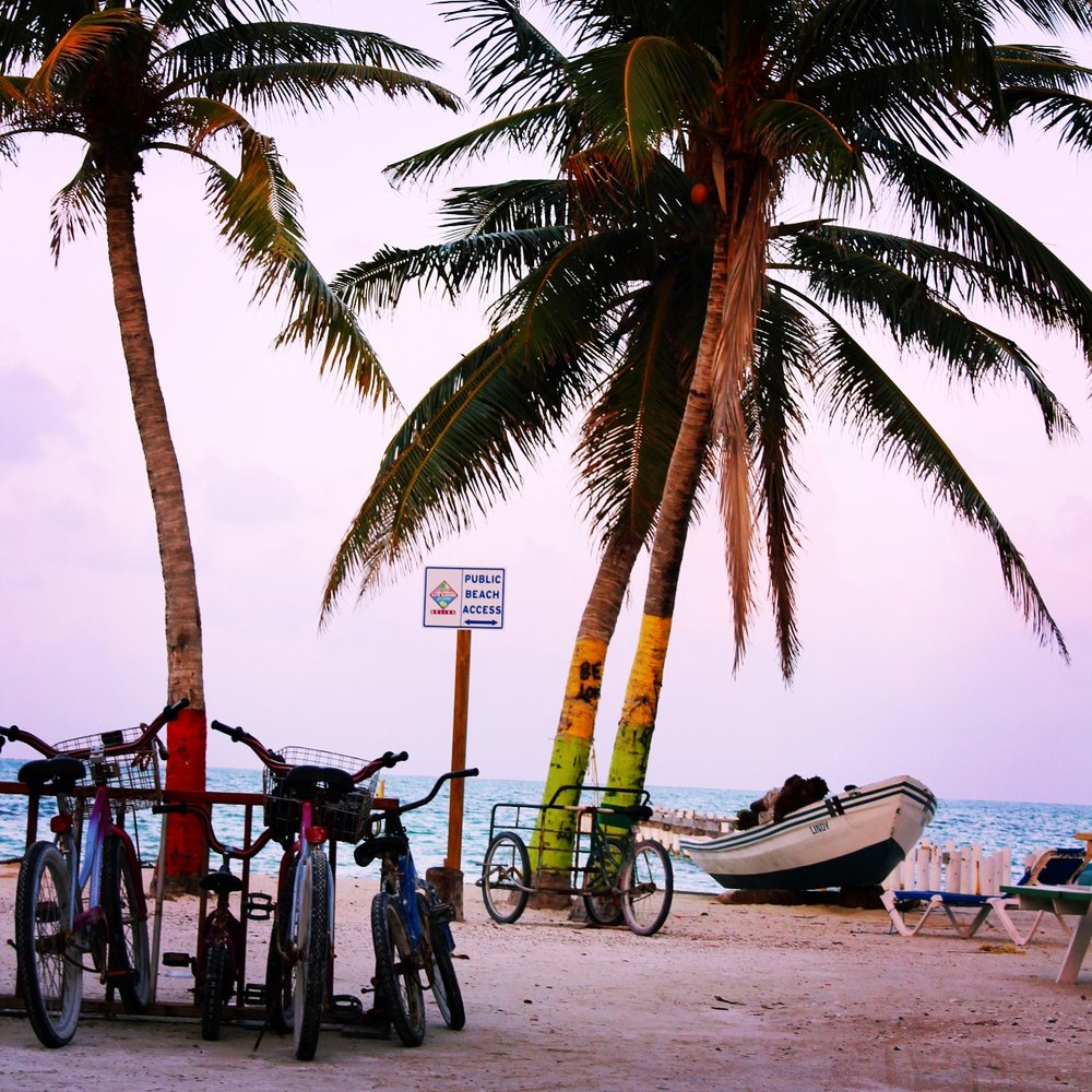 laid-back Caye Caulker.