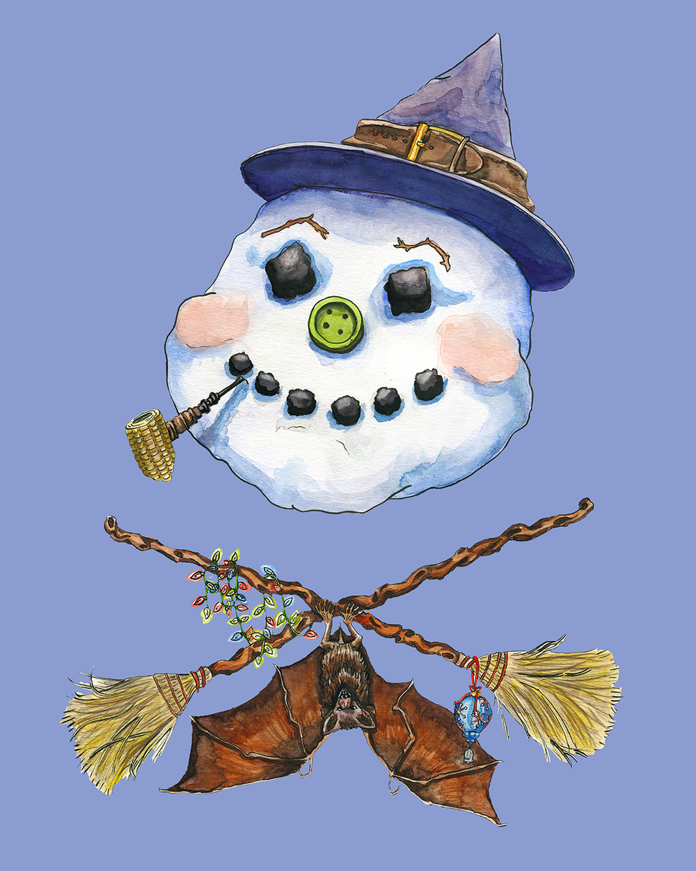 Frosty the Witch