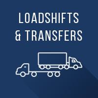 loadshifts & transfers