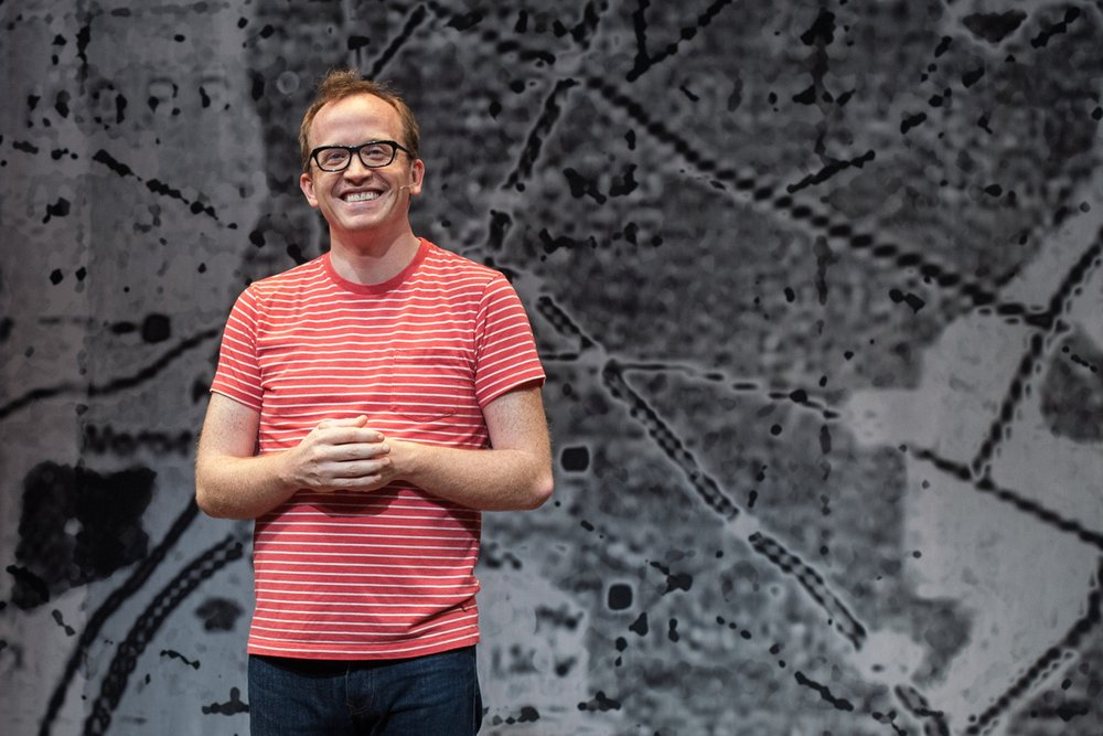 "Chris Gethard in ""Career Suicide"""