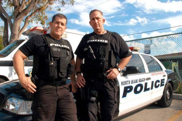 North Miami Beach uses FBAT - CJBAT for their police written exam.