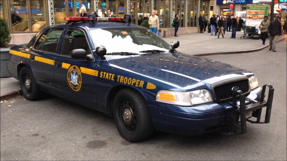 NYS Troopers use the LEAB for thier police written test.
