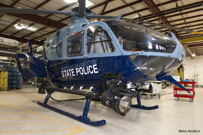 The Massachusetts State Police use the LEAB for their police written exam.