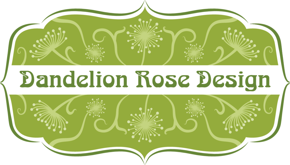 Dandelion Rose Design