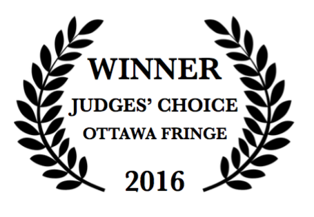 Ottawa Fringe 2016- Awarded Judges' Choice Award 2016 for Alpha Delta 86