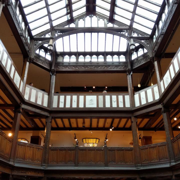 The inner atrium