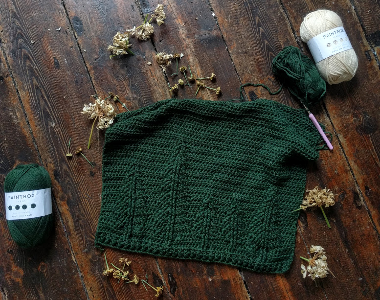 The Fall Collection: Coming Oct 1st - The 2018 Fall Collection is inspired by pine trees, tobacco, and leather. Think misty morning walks, and a hot cup of coffee. A men's capsule collection with outerwear and winter accessories! Follow along with the mood board to stay up to date. Coming exclusively to LoveCrochet.