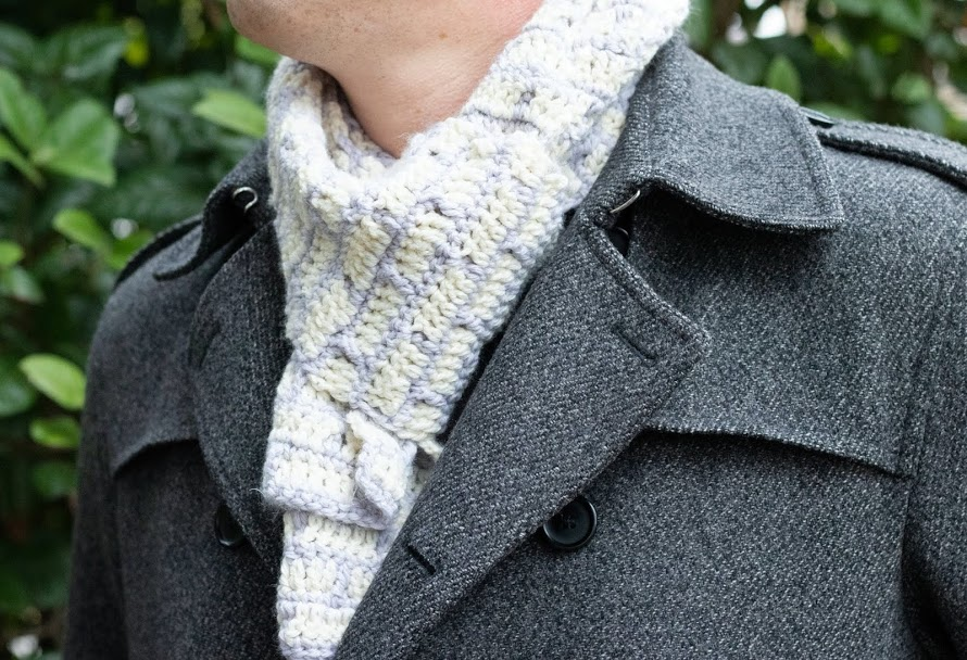 Brick-Layers Scarf