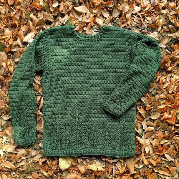 Pine Crew Sweater