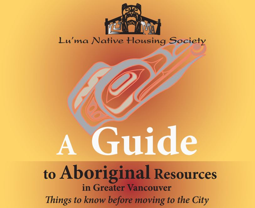 A Guide to Aboriginal Resources in Greater Vancouver.JPG