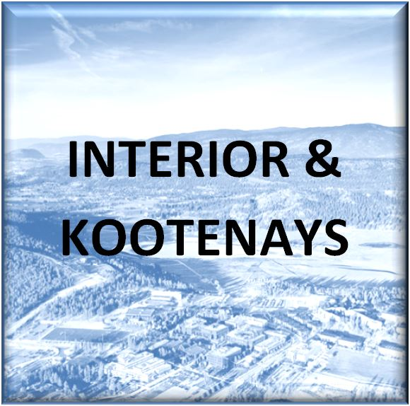 Interior & Kootenay Region