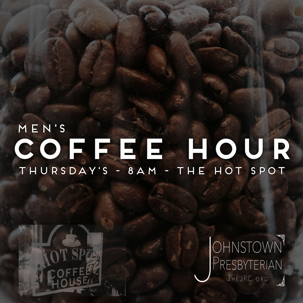 JPC Men's Coffee Hour