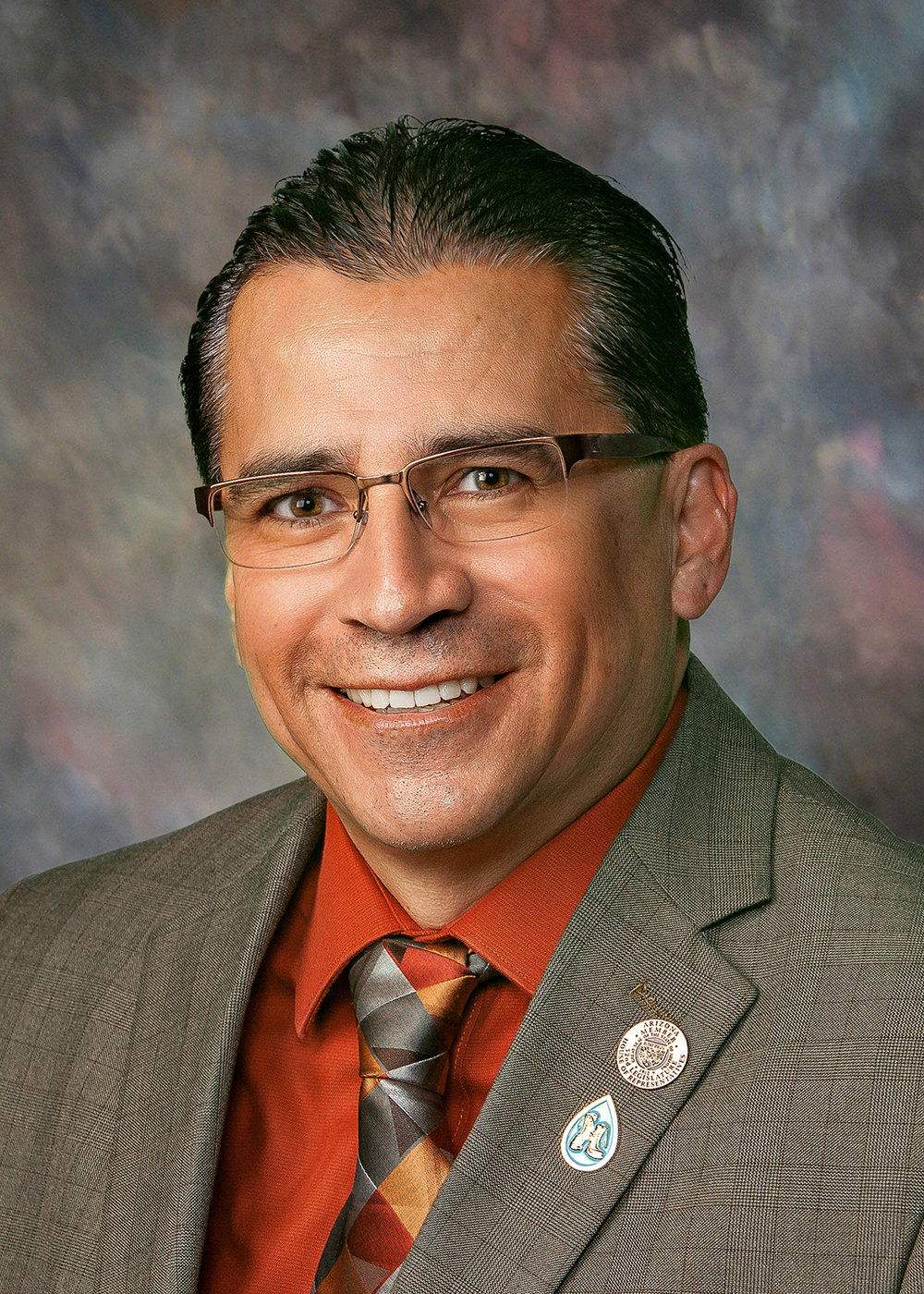 Representative Richard Andrade