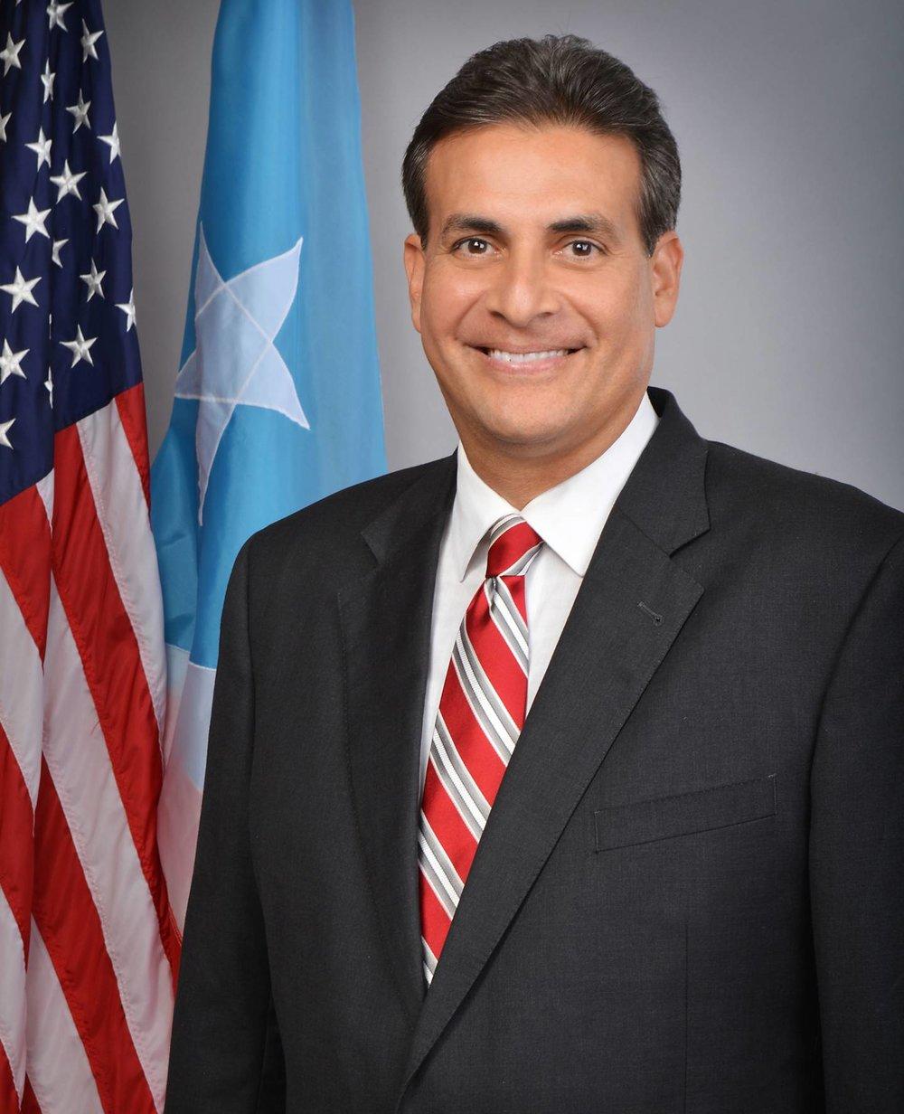 Senator Eduardo Bhatia
