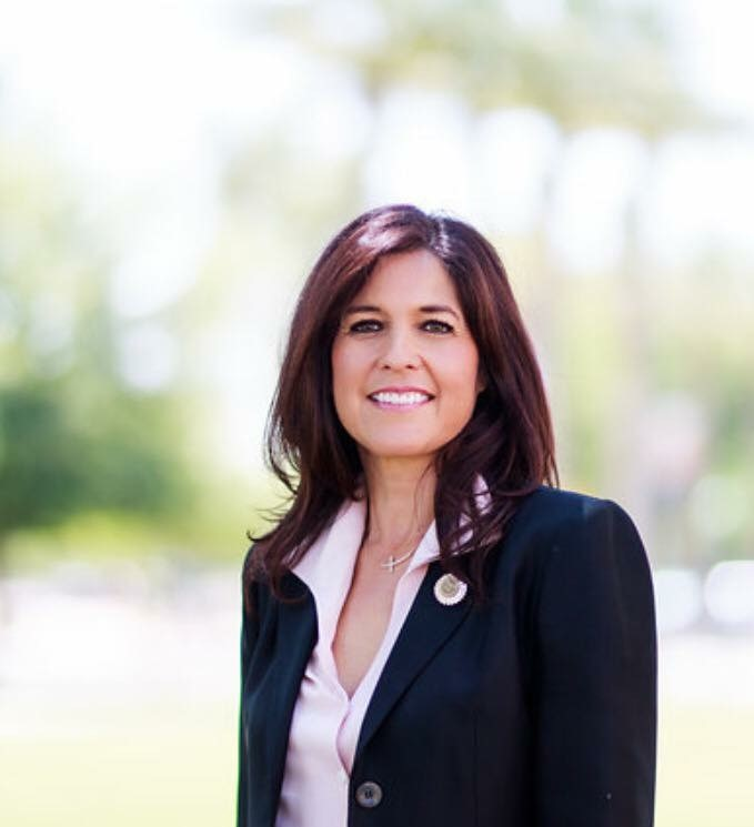 Senator Catherine Miranda