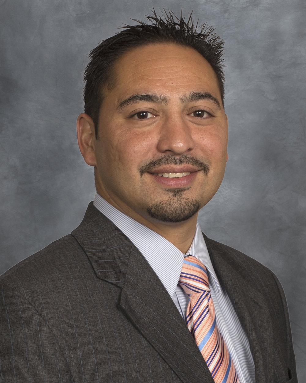 Senator Martin Quezada