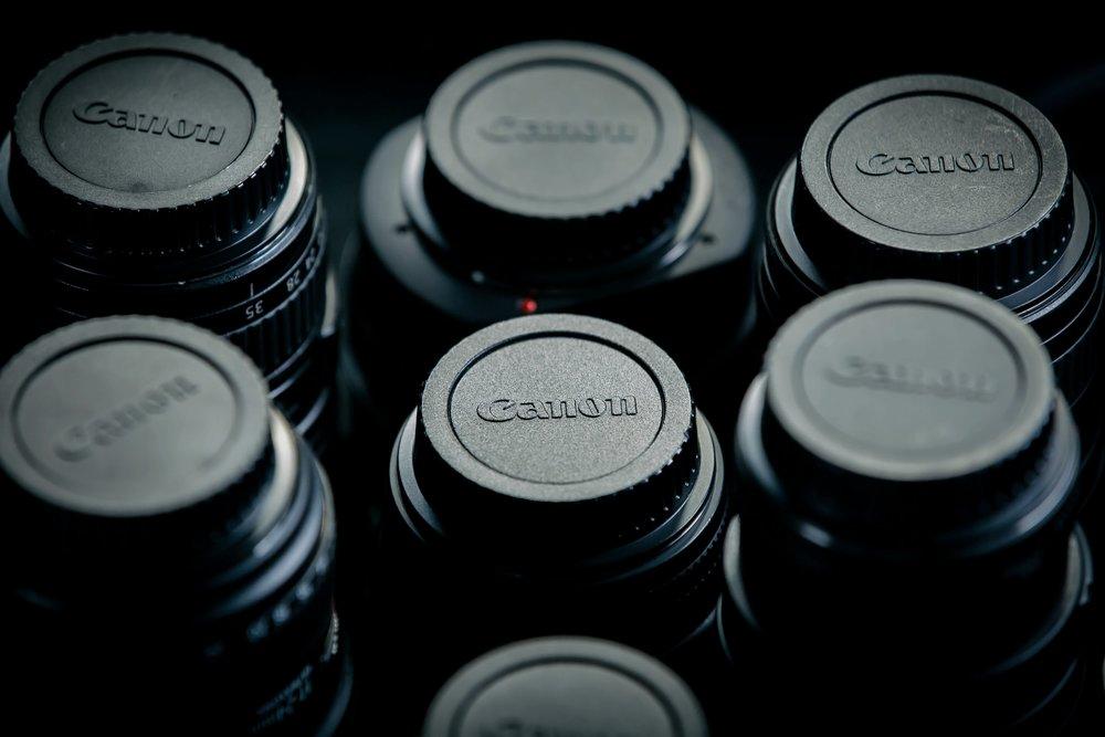 Canon EF Lenses