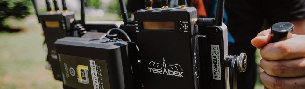 Teradek Bolt Wireless Systems