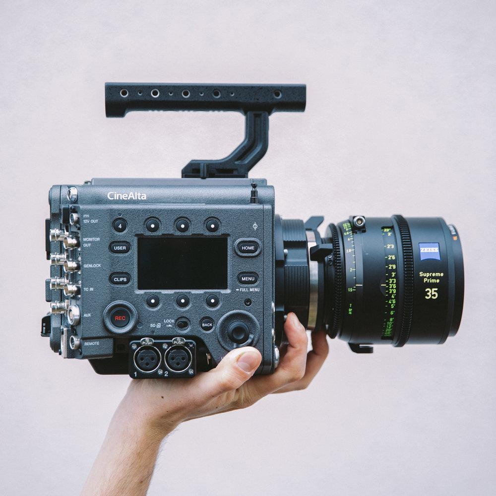Full Frame Sony Venice