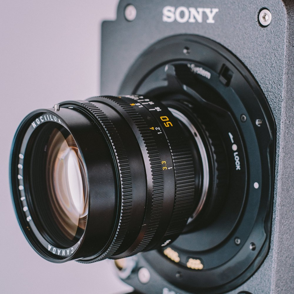 Sony E to Leica M adapter