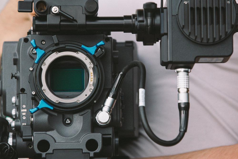 Alexa LF Full Frame Sensor