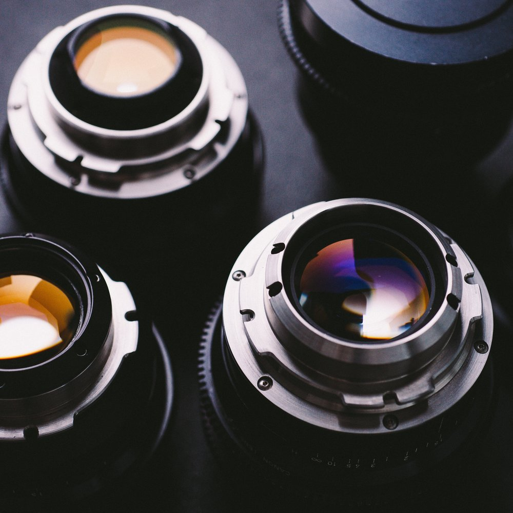 Canon K35 Primes With Large Rear Elements