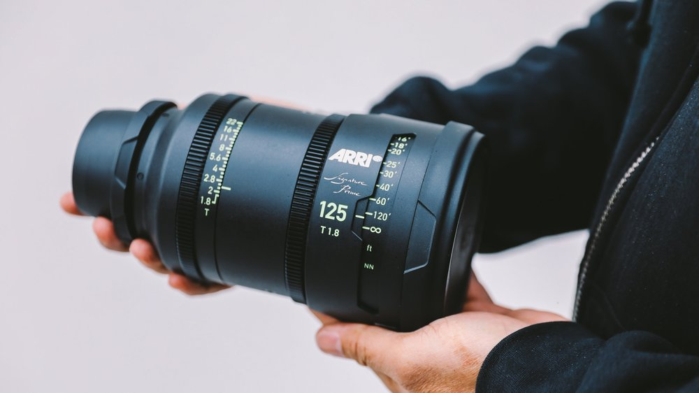 Copy of Arri 125mm Signature Prime