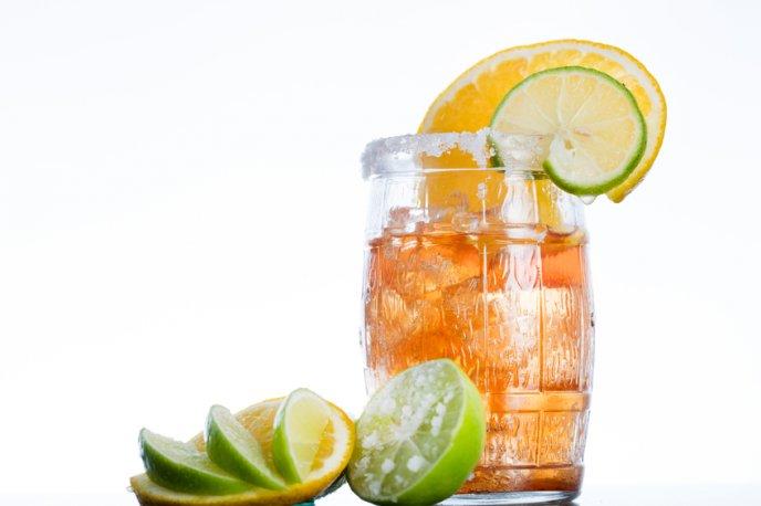 Michelada de naranja / Foto: iStock