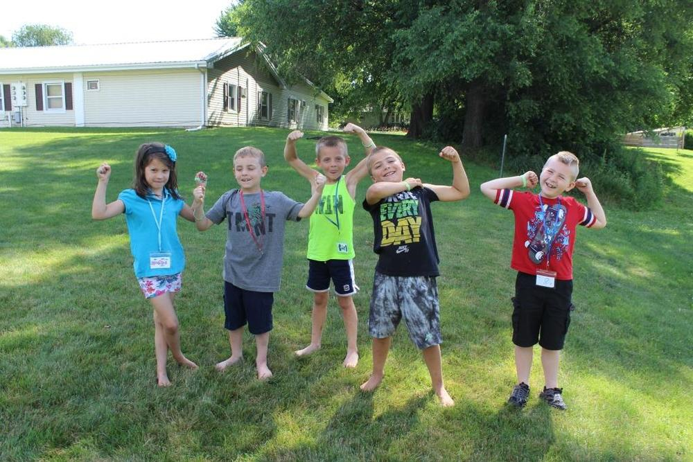 VACATION BIBLE SCHOOL 2016 See all the photos from our awesome VBS kids in 2016!
