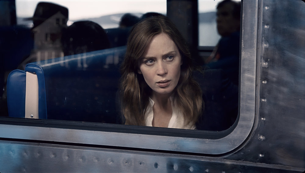 Emily Blunt stars in 'The Girl on the Train'.
