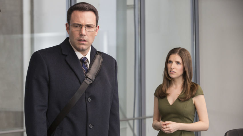 Ben Affleck and Anna Kendrick star in 'The Accountant'.