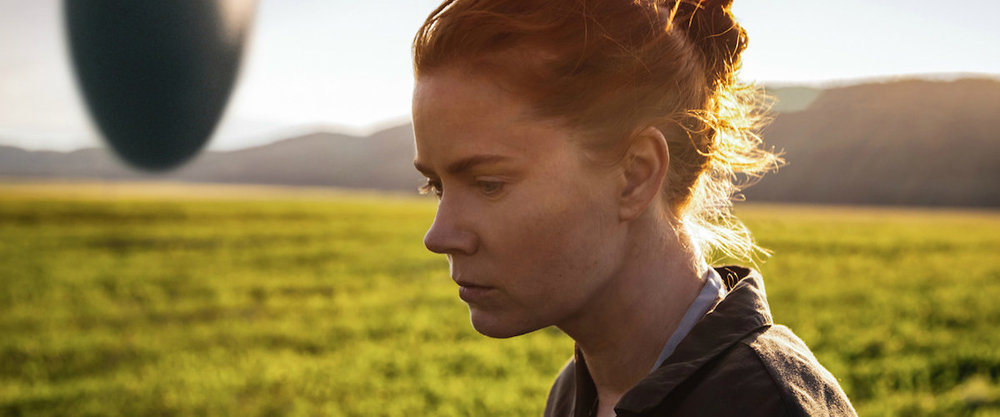 Amy Adams stars in 'Arrival'.