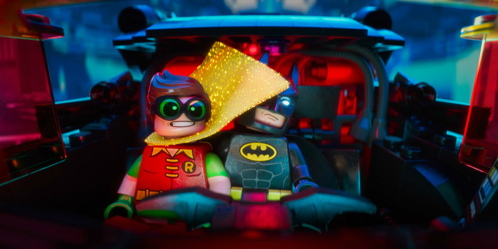 LEGO Robin is excited about his new costume despite its culturally insensitive roots.
