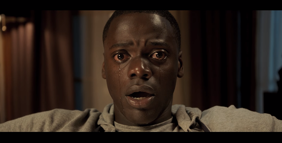Daniel Kaluuya stars as Chris in Jordan Peele's 'Get Out'.