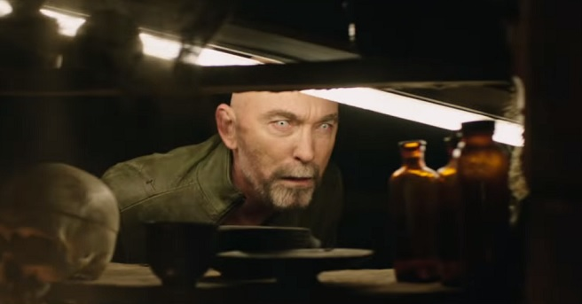 Hey, Jackie Earle Haley's in it. It can't be that bad.